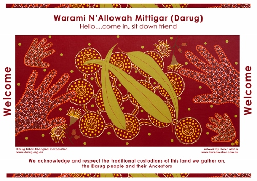 Welcome Poster Red Darug only FINAL WEB (500×353)